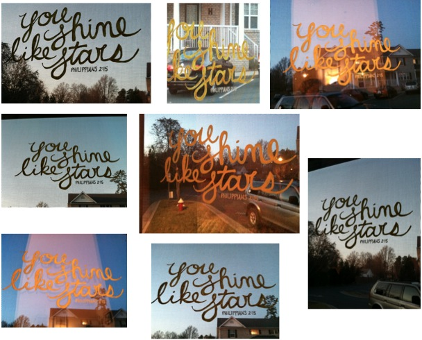 Window Painting 101   Blair Blogs