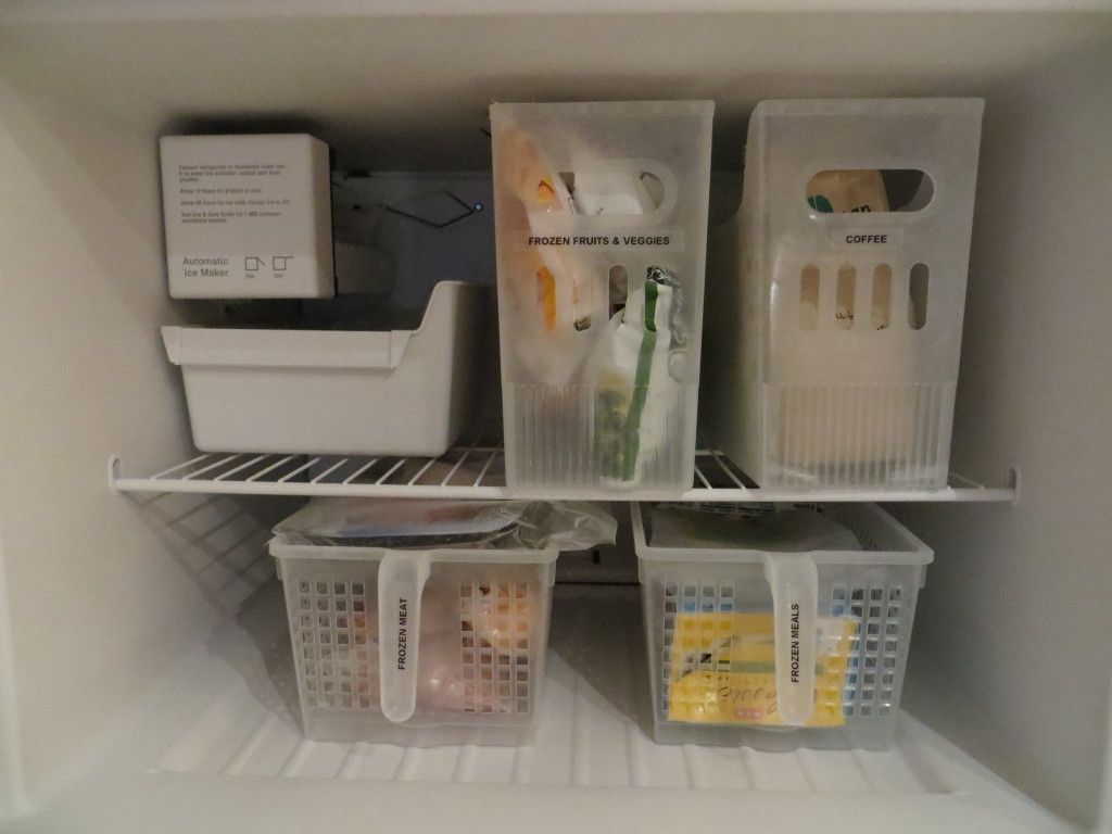 How to organize the fridge | Blair Blogs