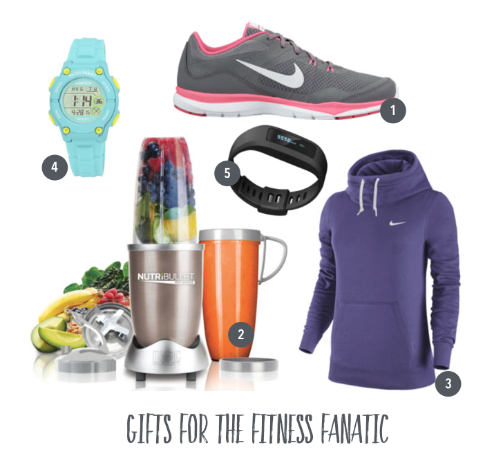 Gifts For The Fitness Fanatic | Blairblogs.com