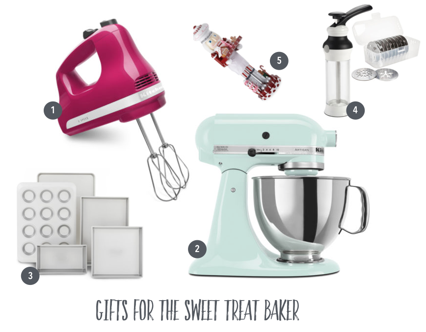 Gifts For The Sweet Treat Baker | Blairblogs.com