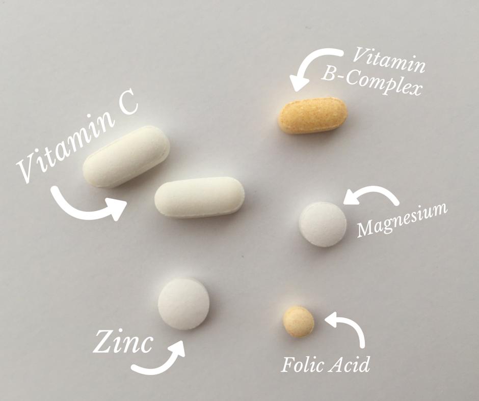 The Vitamins I Take Everyday | Blairblogs.com