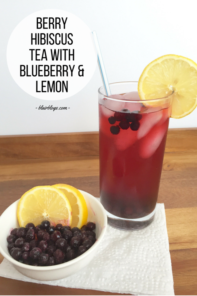 Recipe for Iced Tea 3 Ways | Blairblogs.com