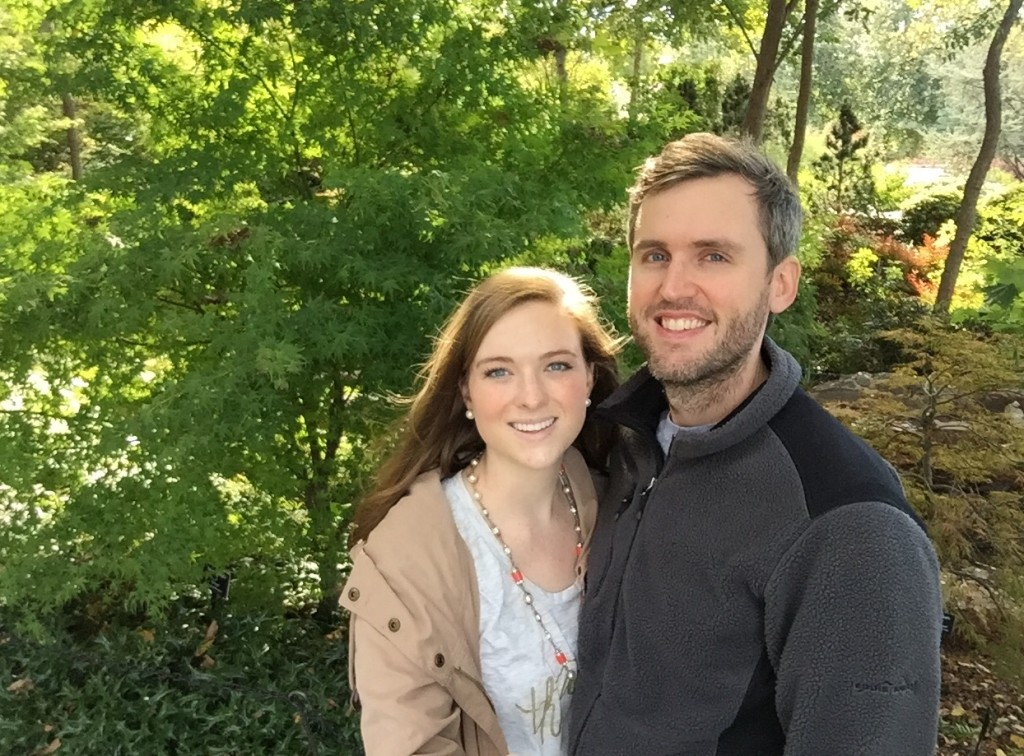 6 Months Into Marriage: Creating Overlap   Blairblogs.com