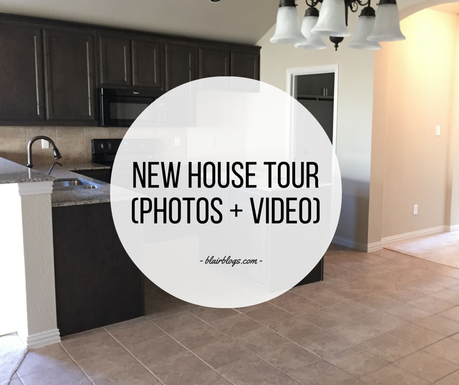 Tour of Our New Home |Blairblogs.com