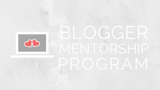 Blair Lamb Blogger Mentorship Program | BlairBlogs.com