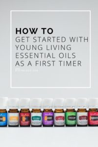 Essential Oils: How I'm Using Them + The Difference They've Made   Young Living Premium Starter Kit   BlairBlogs.com
