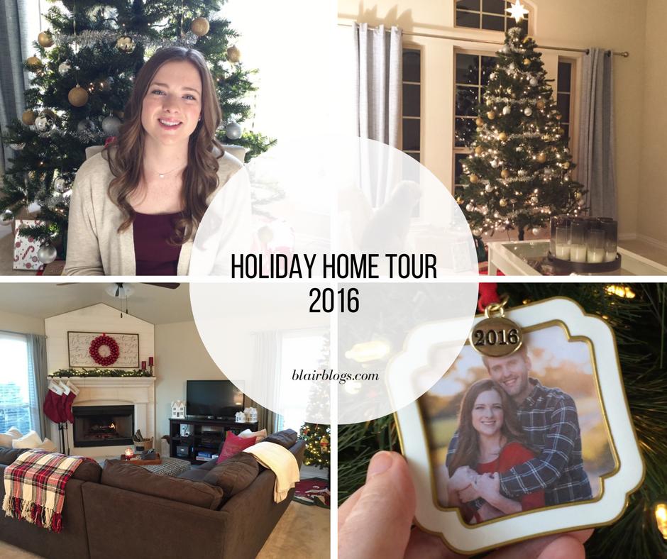 Holiday Home Tour 2016 | BlairBlogs.com