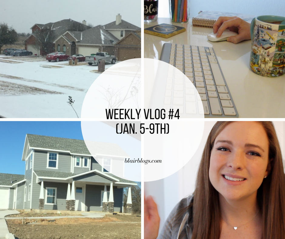 Weekly Vlog 4 | Blairblogs.com
