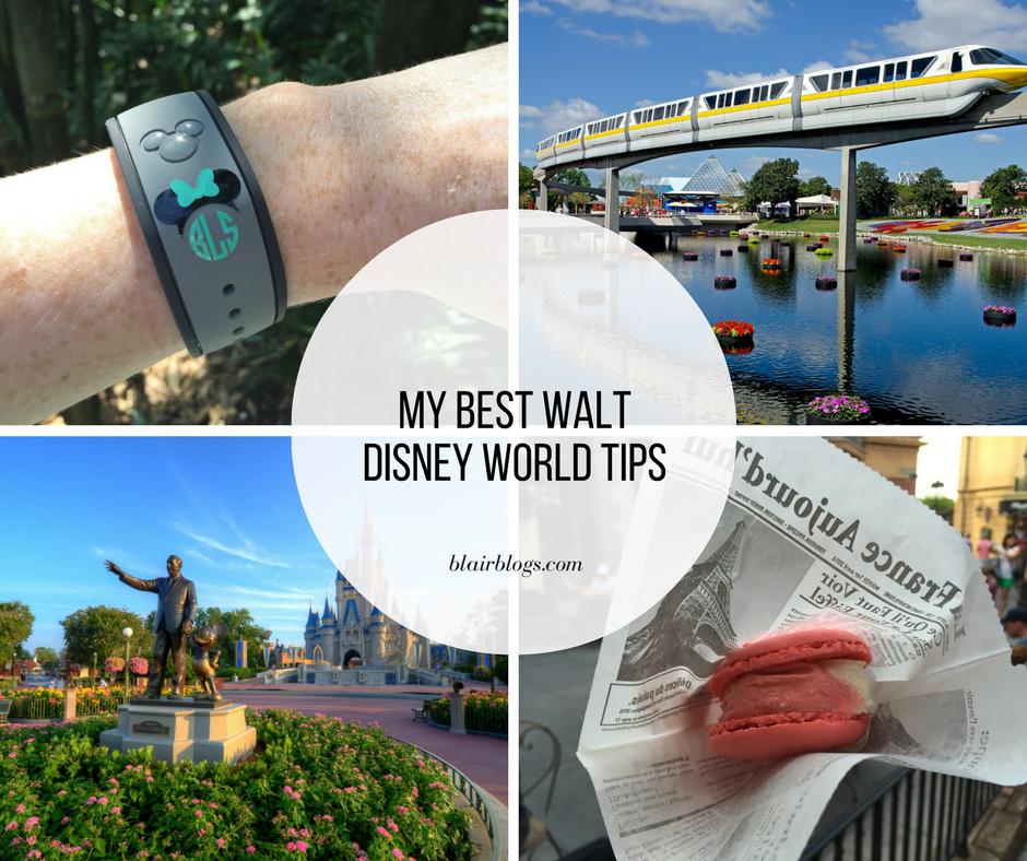My Best Walt Disney World Tips | BlairBlogs.com